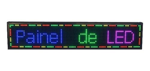 letreiro digital de led - faço sua configuração