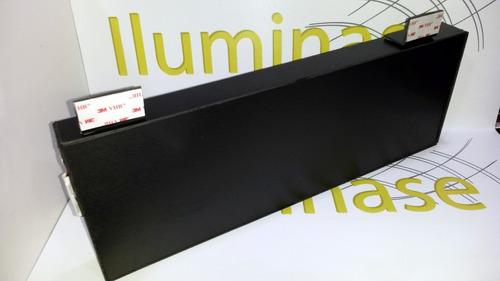 letrero anuncio personalizado con efectos de luz led
