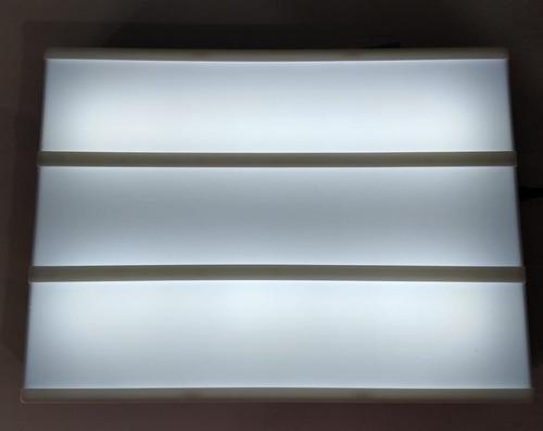 letrero luminoso led  30cm x 22 cm excelente precio