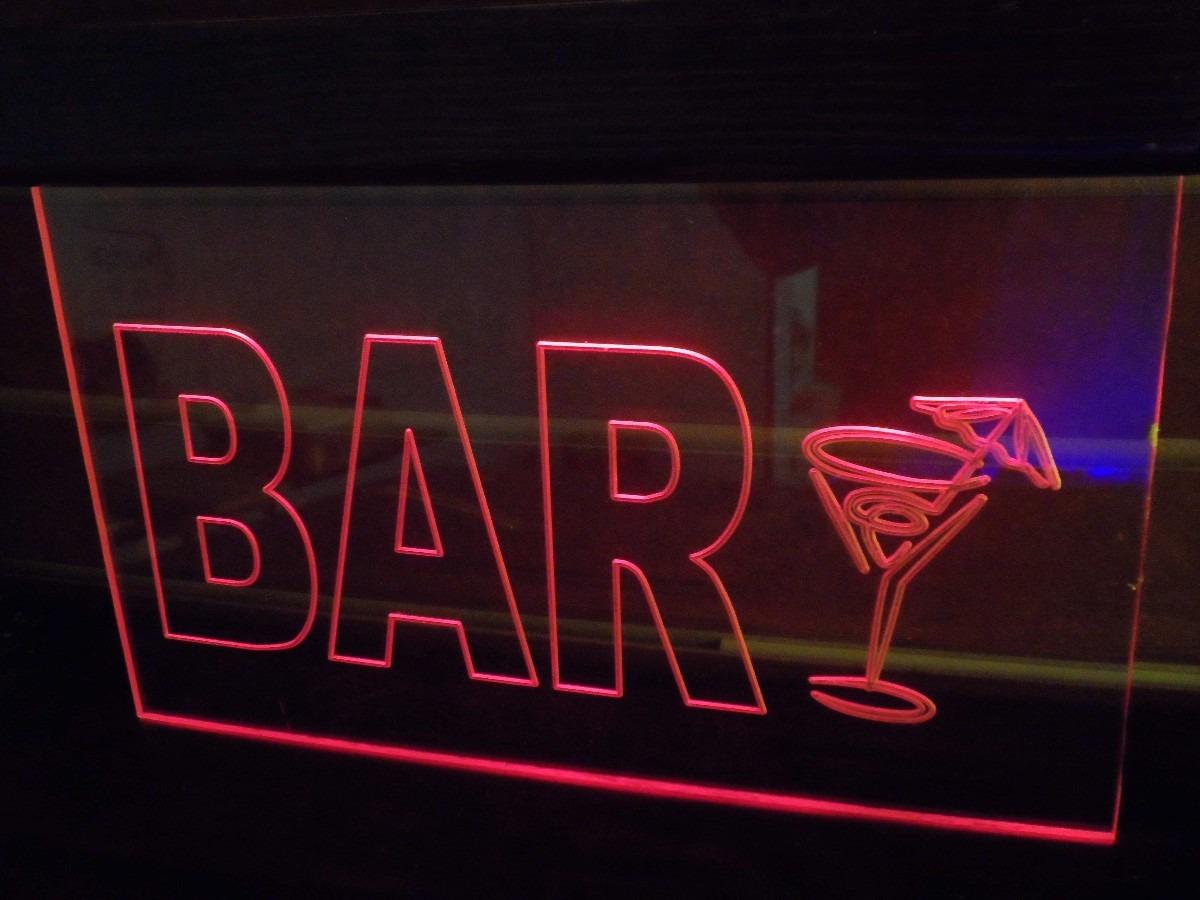 Resultado de imagen para anuncios luminosos de bares y cantinas