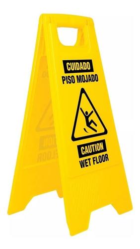 letrero piso mojado pretul 23020