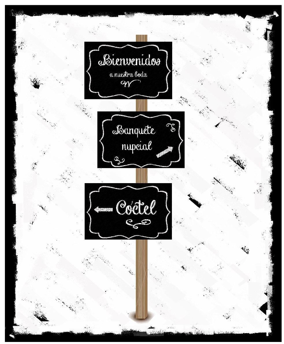 Como hacer un cartel vintage en madera La curiosidad