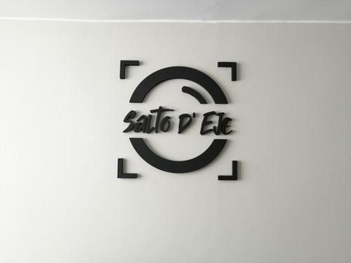 letreros 3d - alto relieve - durafont - logos y letras