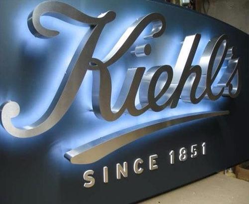 letreros letras logotipos en 3d led iluminados