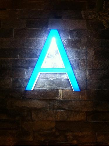 letreros luminosos letras en acrilico con led cel 979321147