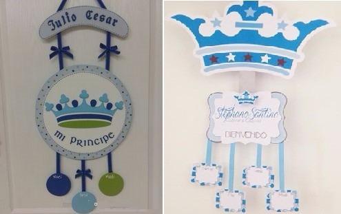 letreros puerta de hopital nacimiento de bebe