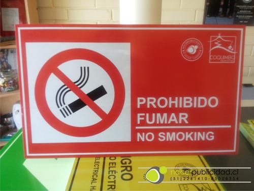 letreros y señaleticas de prevencion riesgos