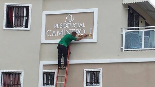#letreros#residenciales#residencias#letras#drink#