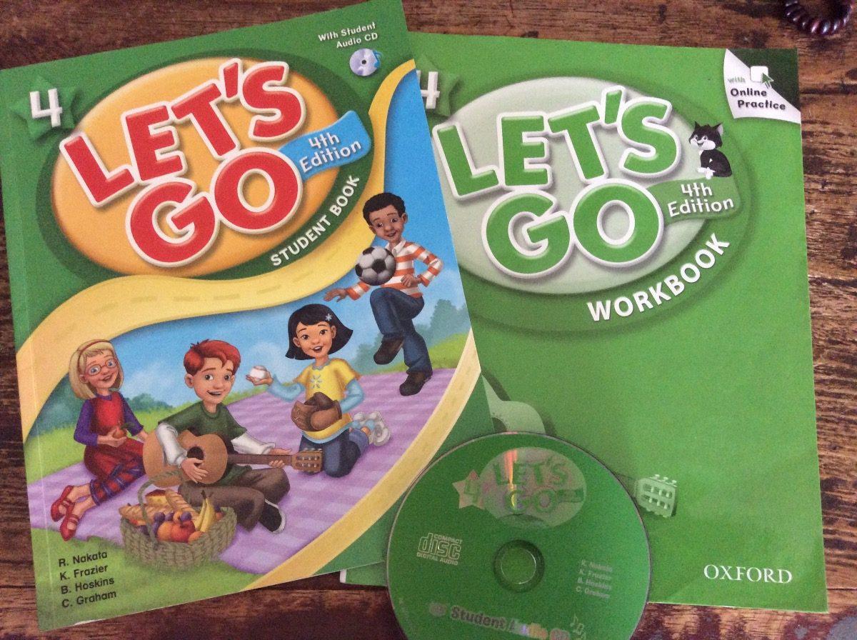 Workbooks workbook com : Let's Go 4th Edition Student E Workbook Com Cd Audio - R$ 45,00 em ...