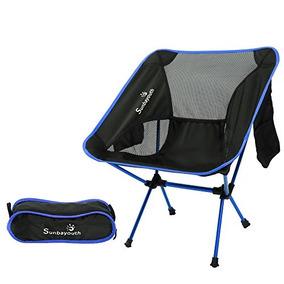 Camping Letsfunny Ligera Plegable Bo De Silla Con Portátil WHIDE92