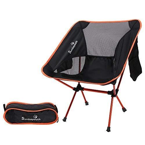 De Camping Plegable Letsfunny Ligeras Silla Mochilas lTcu15FKJ3
