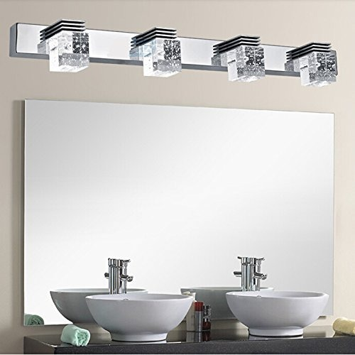 Letsun Modern W Cool White Lm  Light Led Bathroom Lam
