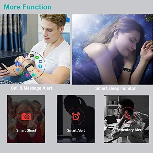 letture smartwatch pulsera inteligente, reloj inteligente d