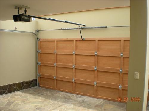 levadizo y resortes puerta control lift master cel.998335126