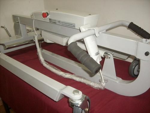 levanta pacientes eléctrico con arnes, alquiler