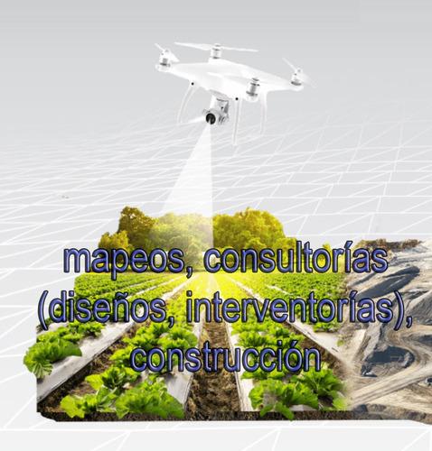 levantamiento topográfico-fotogramtería de alta precisión