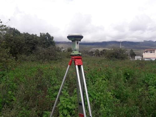 levantamientos planimétricos y topográficos - topoestudios