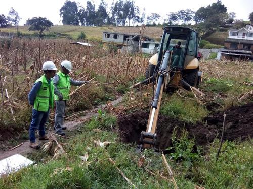 levantamientos topograficos y estudio de suelos