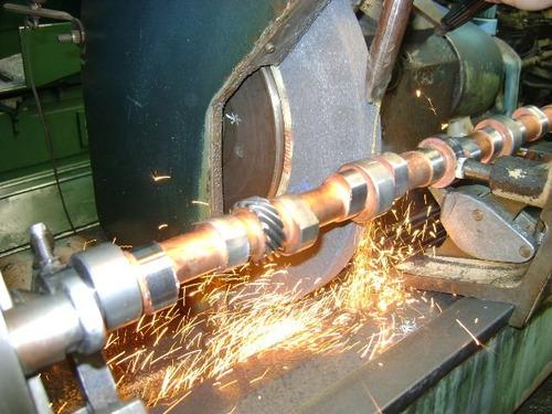 levas de acero semiterminado ford giro izquierdo 1/4 milla
