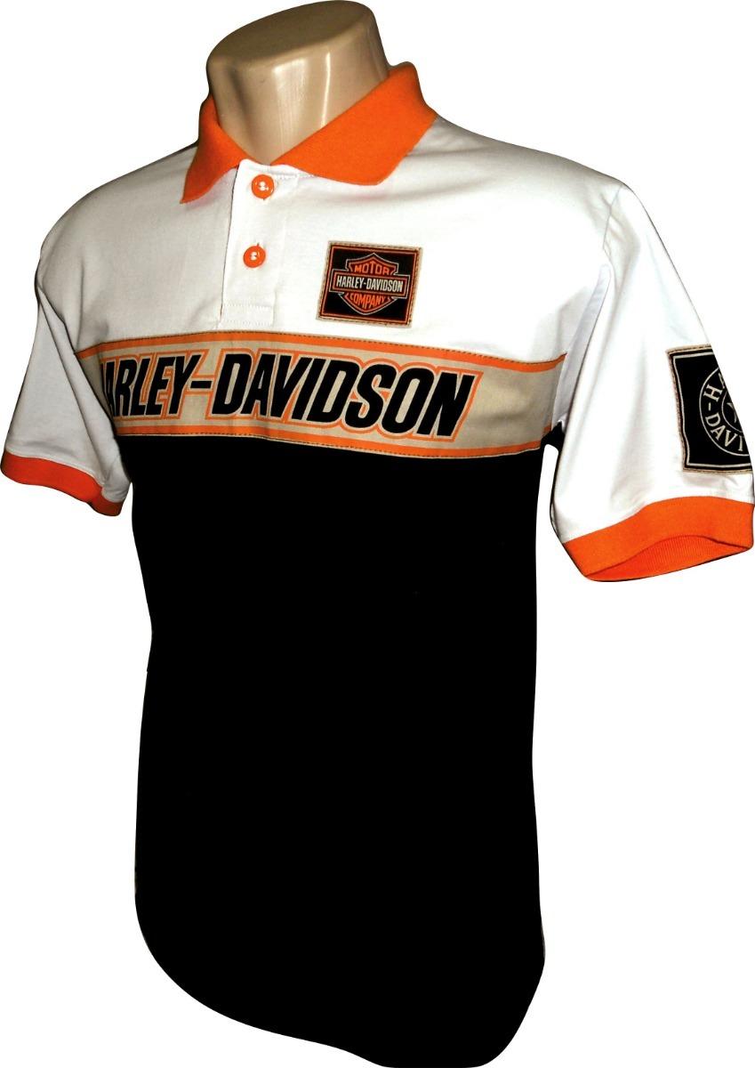 leve 02 modelos camiseta polo harley davidson frete grátis. Carregando zoom. 576e54ffbbde1