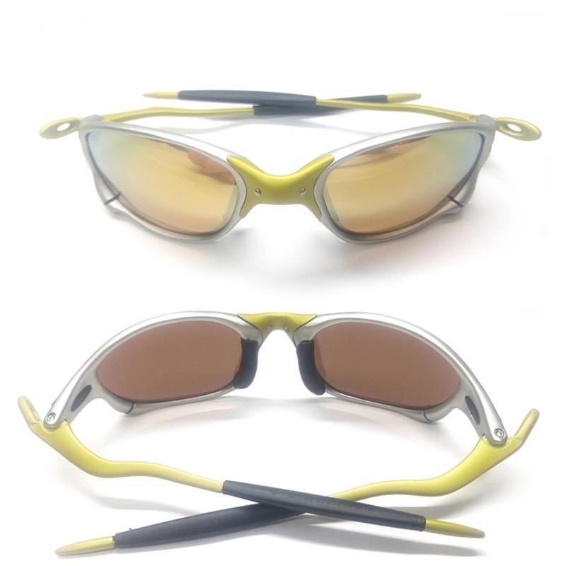 ff1a232a46fcd leve 02 óculos atacado oakley double xx 24k penny envio já. Carregando zoom.