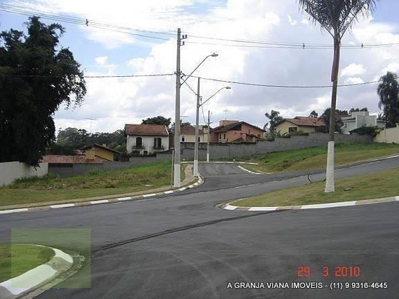 leve aclive em final de rua, palm hills, granja viana, cotia. - te0228