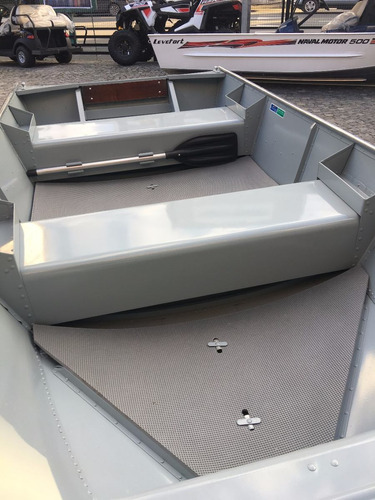 levefort 350 - bote de aluminio