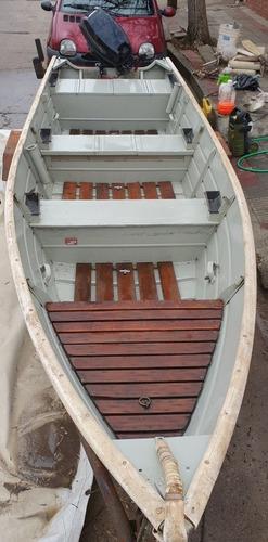 levefort, 4,8m bote aluminio naval