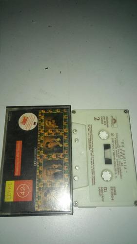 level 42 the running in the family cassette