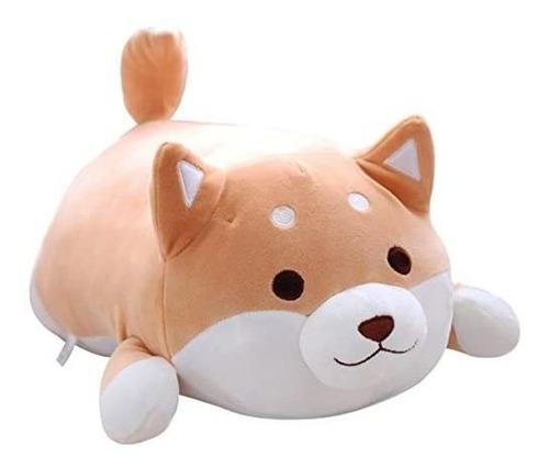 levenkeness shiba inu dog plush pillow, cute corgi akita stu