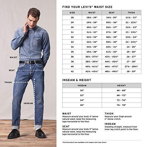 levi x26 39 s hombres 513 slim straight jean, matchbook-stre