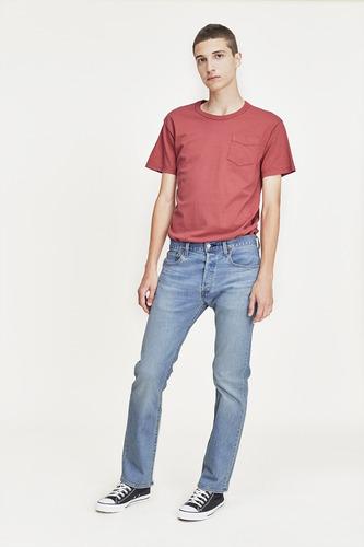 levi\'s® 501® original fit jeans lighthouse ocean