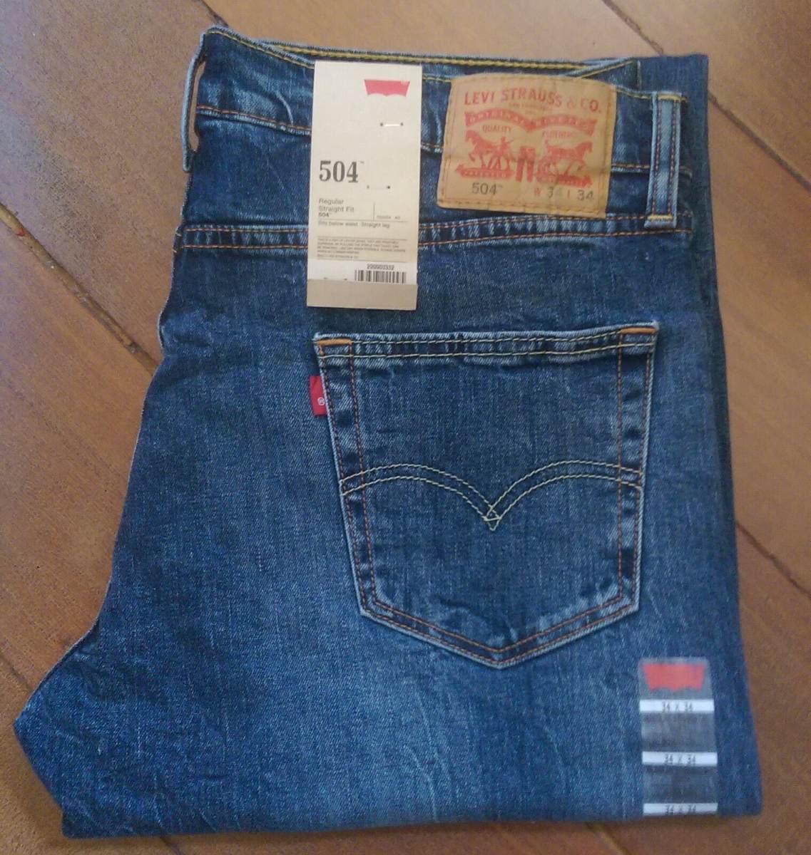 fb12b16ffedf2 ... calça jeans azul tradicional lavado levis 501. Carregando zoom.