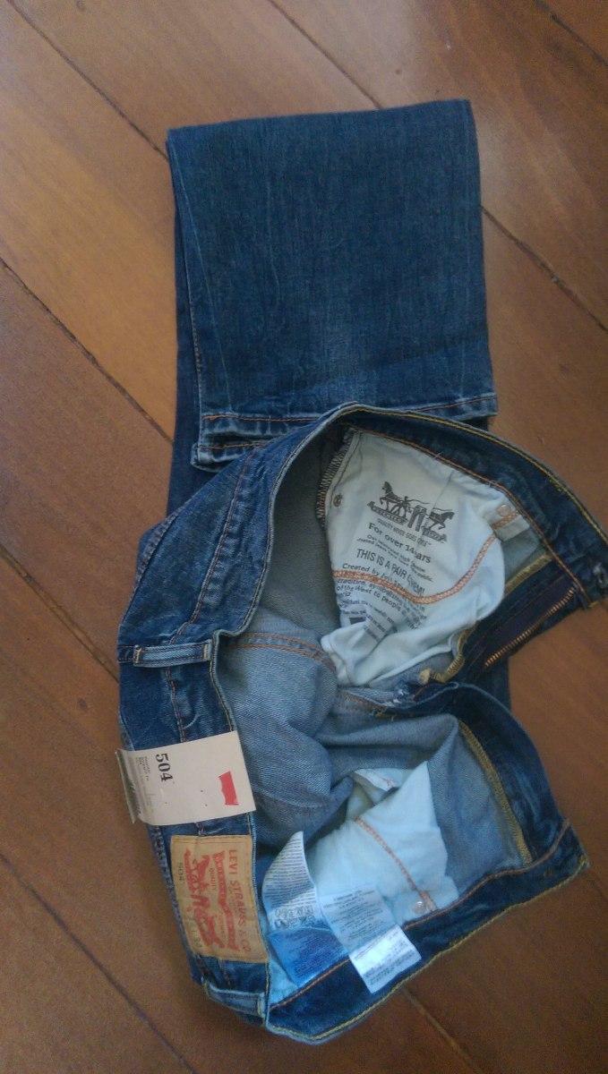 ... 504 calça jeans azul tradicional lavado levis 501. Carregando zoom...  levi´s calça jeans levis. Carregando zoom. 2ccf836f294