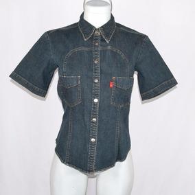 986a23739fd4 Camisa De Mezclilla Levis De Mujer - Ropa, Bolsas y Calzado en ...