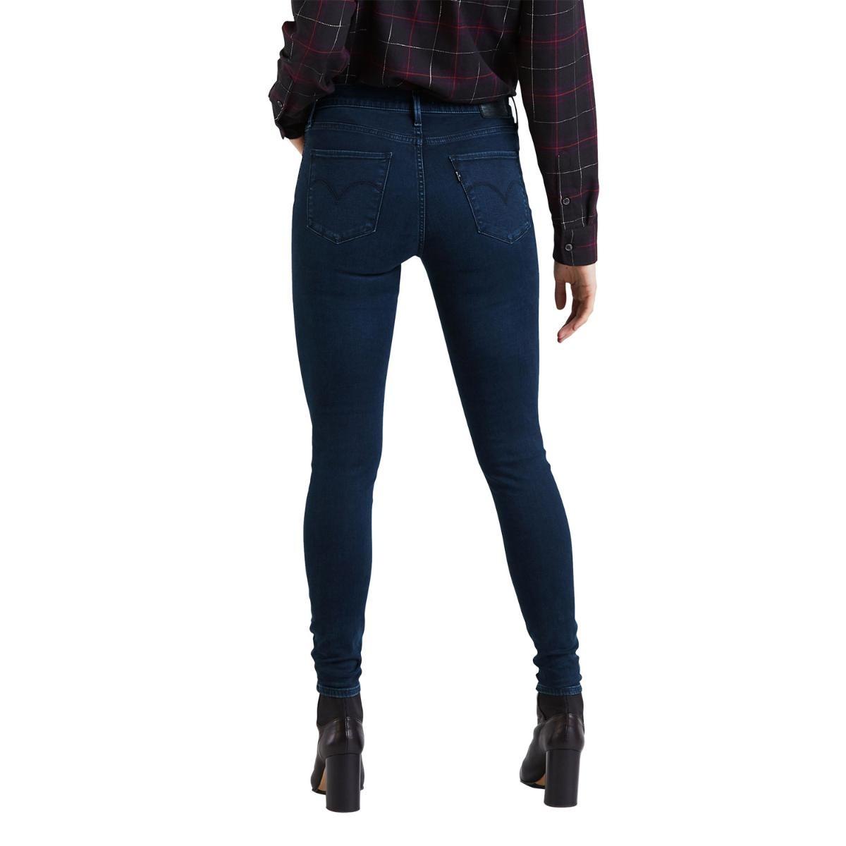 a1a18e8340bca Carregando zoom... calça jeans levis feminino 720 high rise super skinny  escura