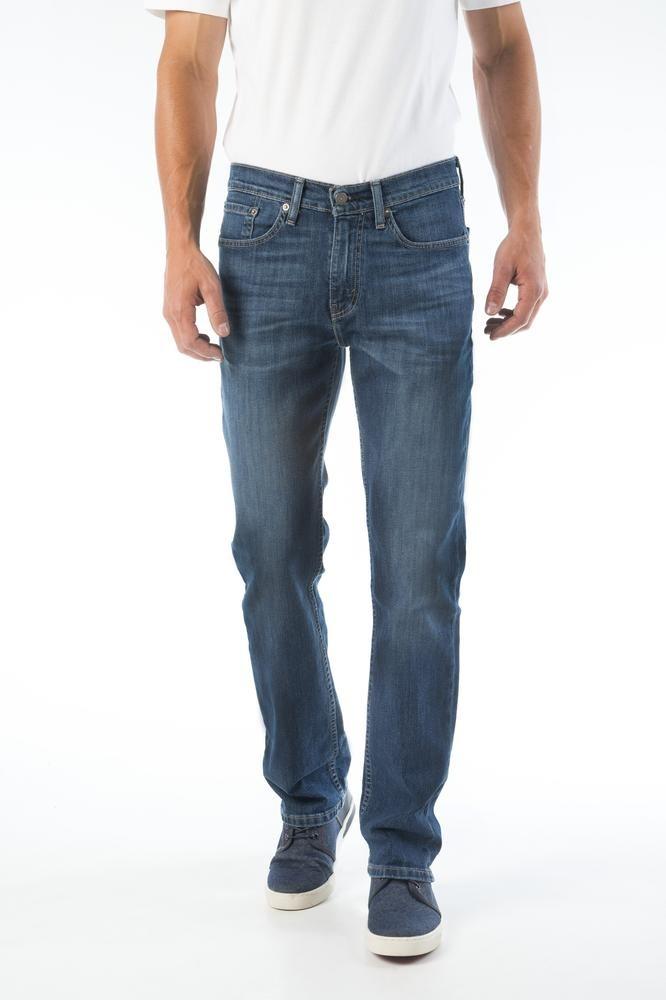 6dd6369411 Levi s® Hombre Pantalón 514 Trend Core Blue Funnel Azul 0451 ...