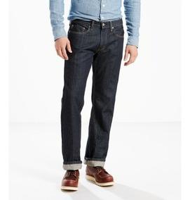 Hombre 559 Pantalón Strt Relaxed Rigid Azul Tumbled Levi's® L5qc4Aj3R