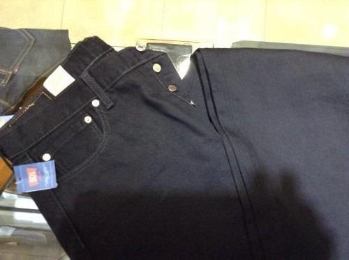 levis jean de hombre 501 100 % original talla 33x32 nuevo