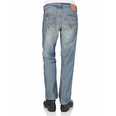 levis jean de hombre 514 100 % original talla 32x30 nuevo