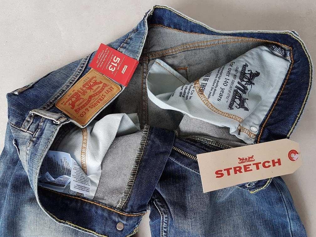 84952935e Levi's 513 Jeans Azul Tradicional Slim Straght Fit Levis 501 - R ...