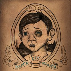 lewd acts - black eye blues cd