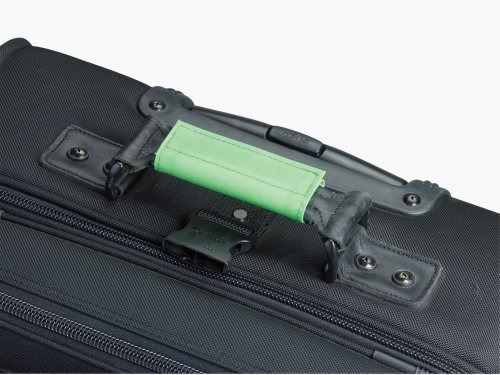 lewis n clark 3pack equipaje id envoltura de mango verde 198