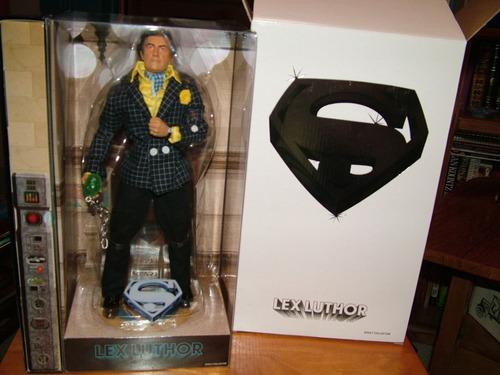 lex luthor superman 2010 dc comics 12 pulgadas y accesorios