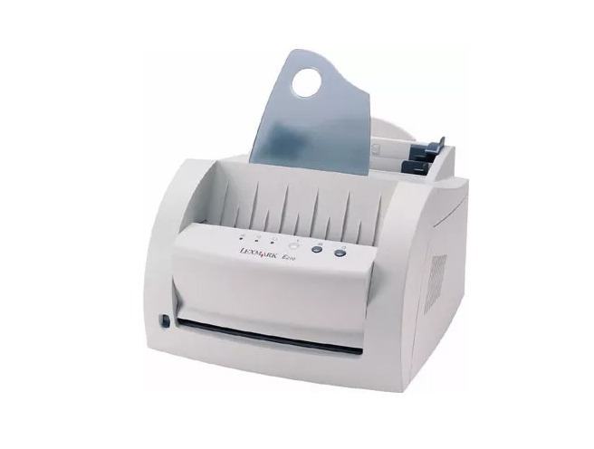 LEXMARK E210 DRIVERS WINDOWS 7