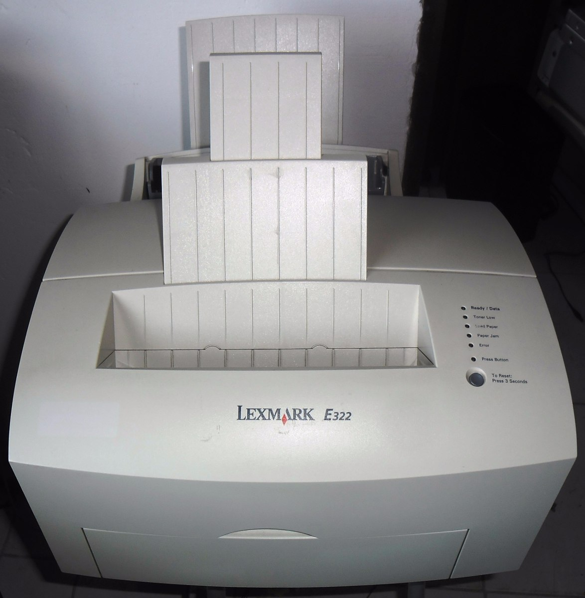 LEXMARK E322 USA WINDOWS 8.1 DRIVER