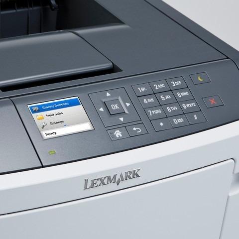 lexmark laser impresora
