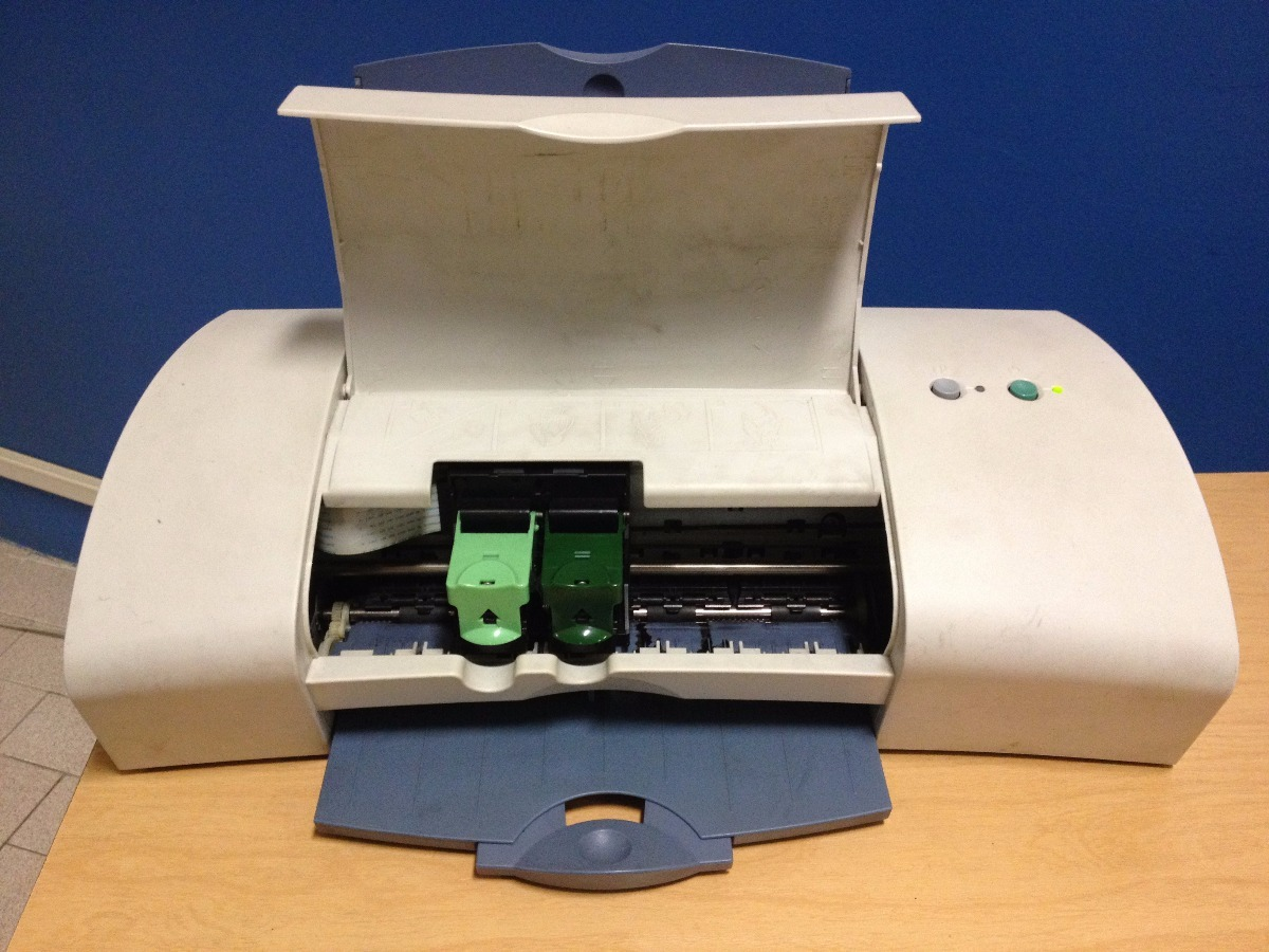 driver imprimante lexmark z23