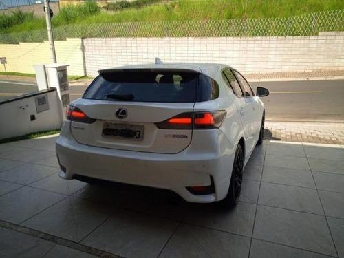 lexus ct 200h 1.8 aut. 5p 2015 - hibrido