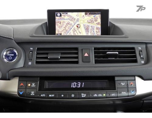 lexus ct200h 1.8 16v híbrido 4p automático